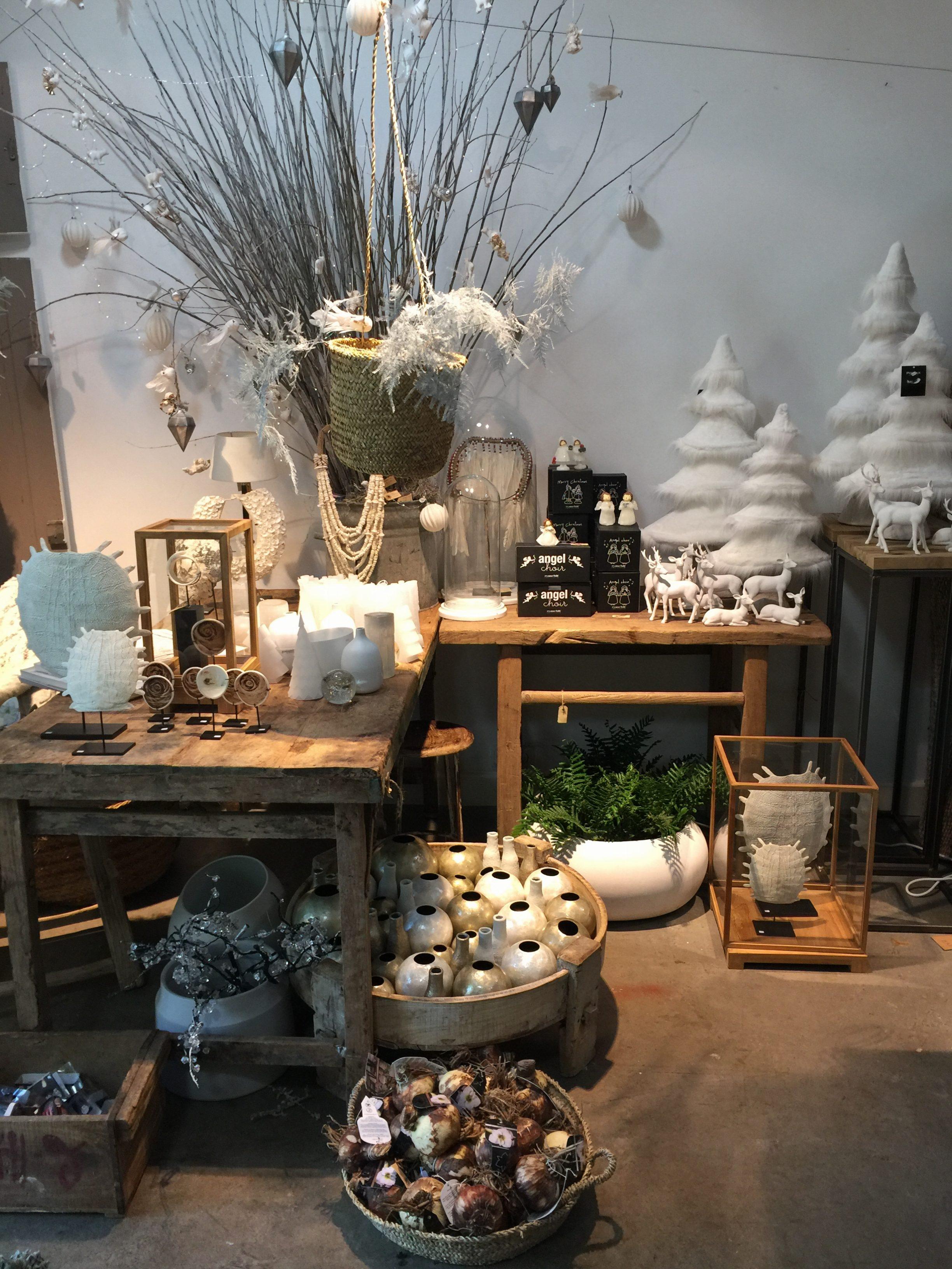 Kerst bij moss ginnekenweg online breda for Interieur winkels